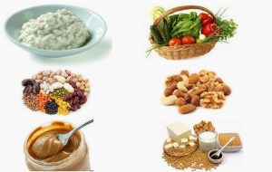 Seven Major Nutrient Types - Nutrition Consultant - Nutrients - Proteins